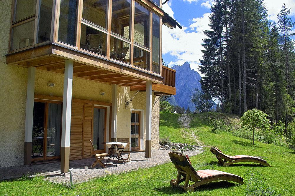 Appartamenti a Dobbiaco - Residence Baur al Lago
